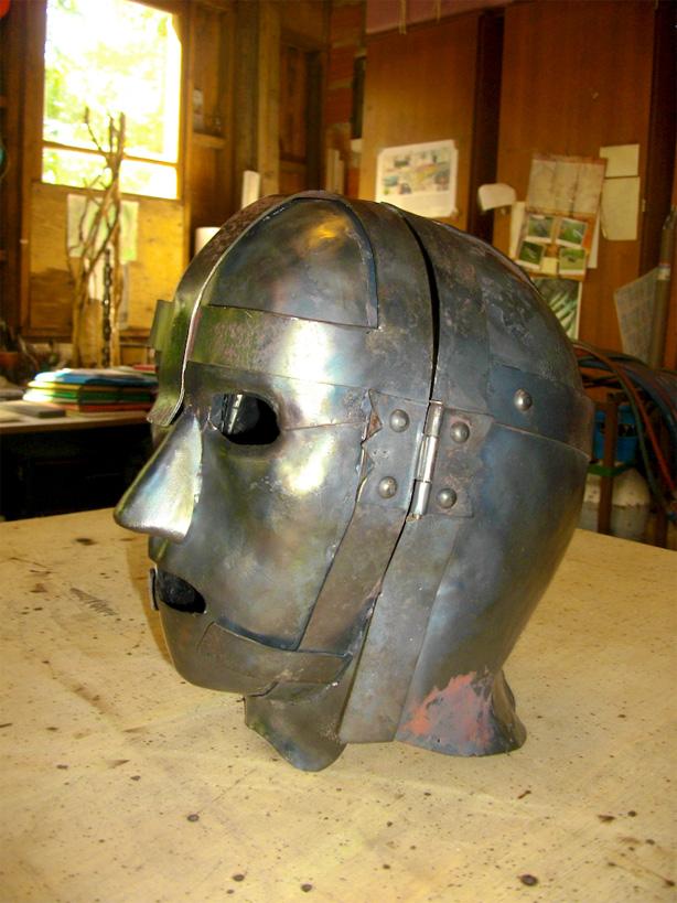 Chris Leandro Iron Mask