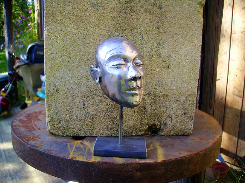 Small head in mild steel