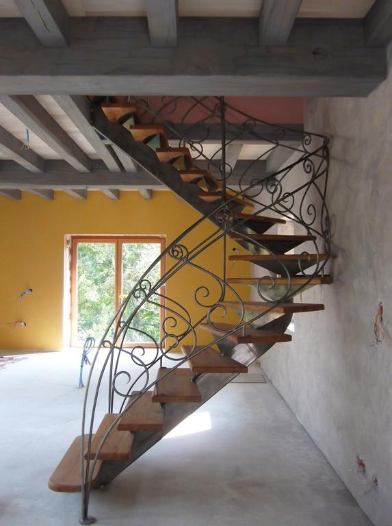 Escaliers et rampes